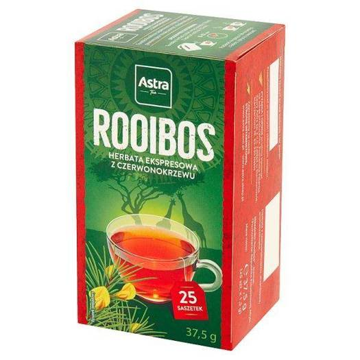 Astra ROOIBOS 25 tor. ex.